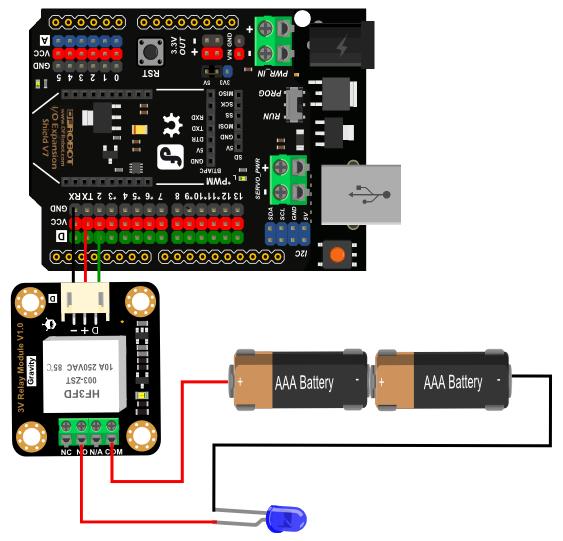 arduino relay module tutorial