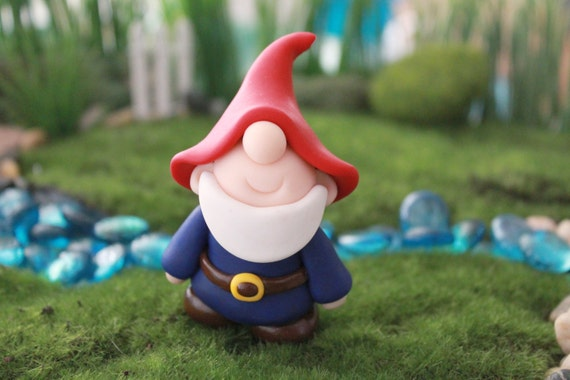 polymer clay gnome tutorial