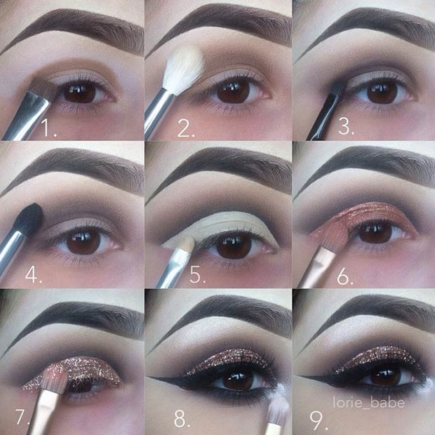 how to film a makeup tutorial for instagram