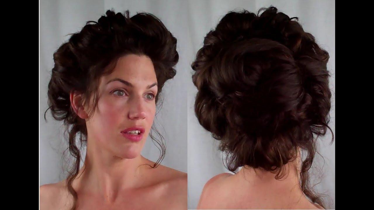 retro hairstyles for long hair tutorial