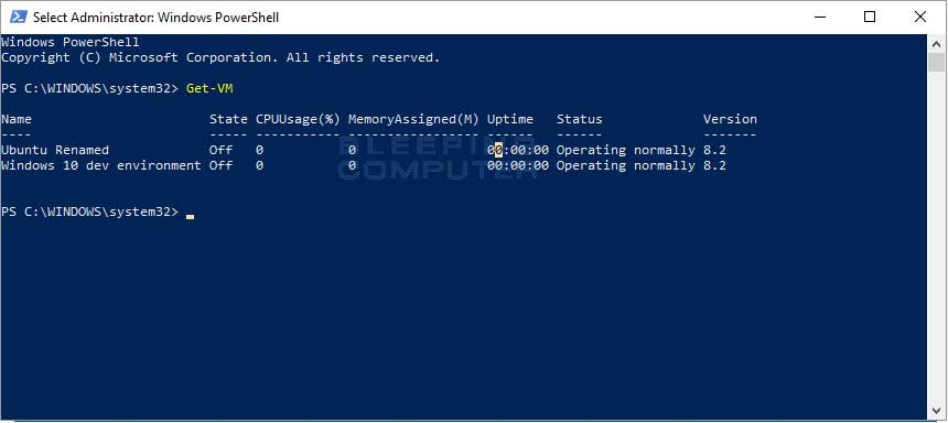 powershell step by step tutorial