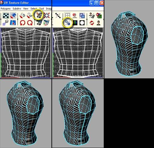 maya character modeling tutorial pdf