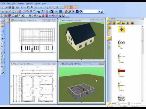 ashampoo home designer pro tutorial