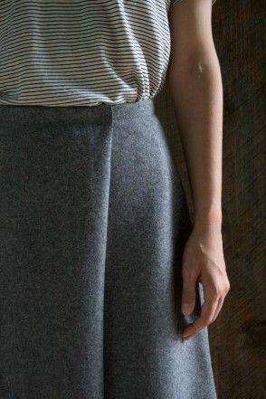 wrap skirt pattern tutorial