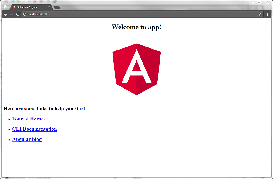 angular web app tutorial