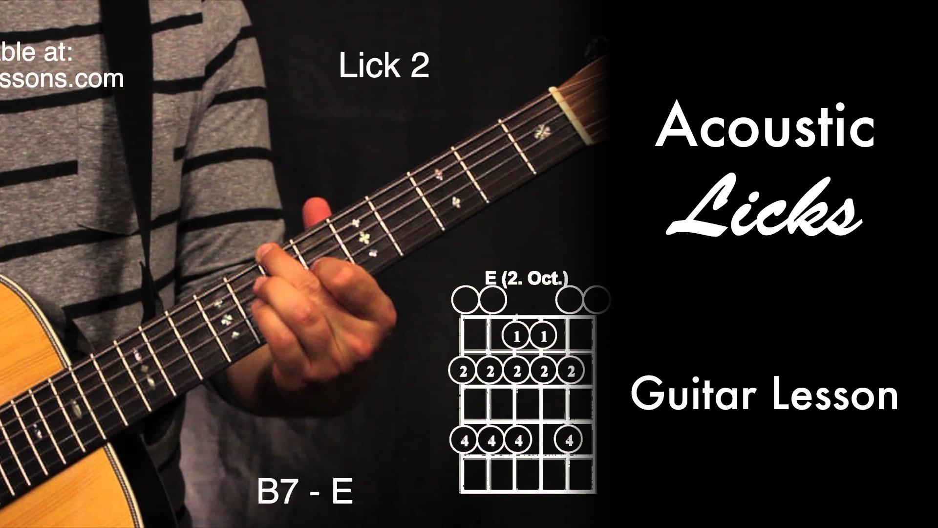 crazy for you guitar tutorial