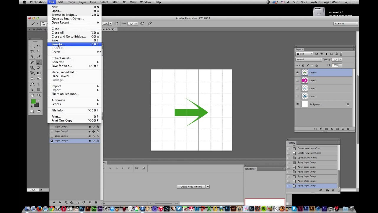 photoshop smart object tutorial