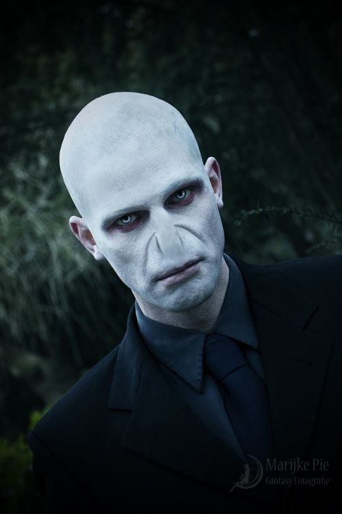 lord voldemort makeup tutorial