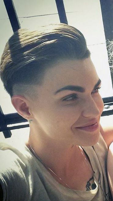 ruby rose hairstyle tutorial