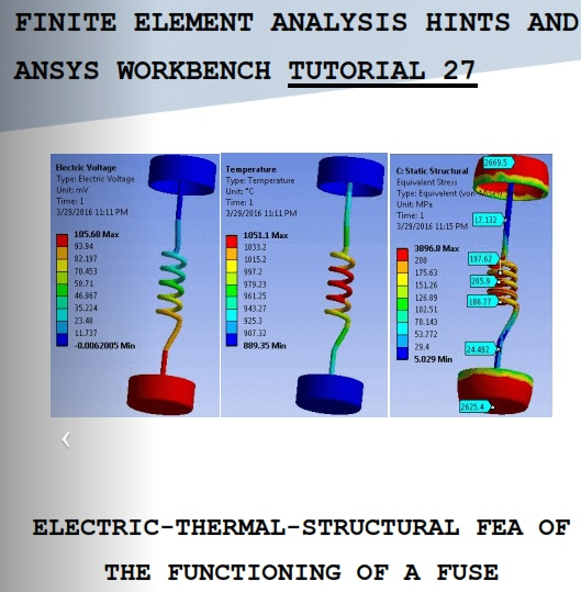 ansys workbench contact tutorial