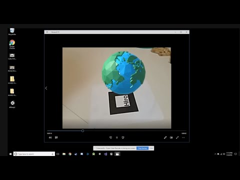 augmented reality android tutorial