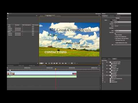 adobe encore cs6 tutorial pdf