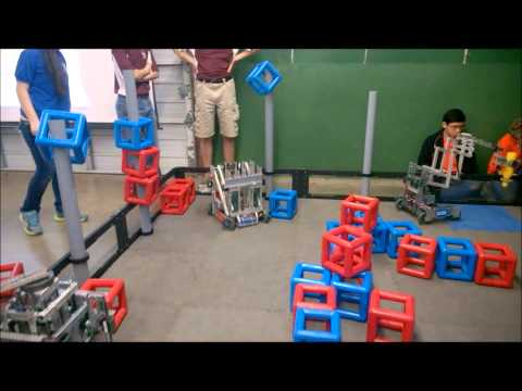 vex scissor lift tutorial