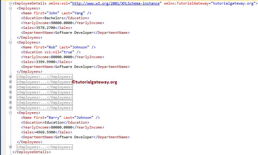 python xml elementtree tutorial