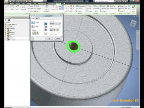 autodesk inventor stress analysis tutorial