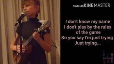 i don t know my name ukulele tutorial