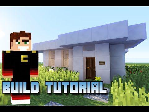 minecraft modern house tutorial xbox 360