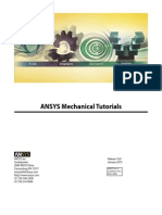 ansys workbench optimization tutorial