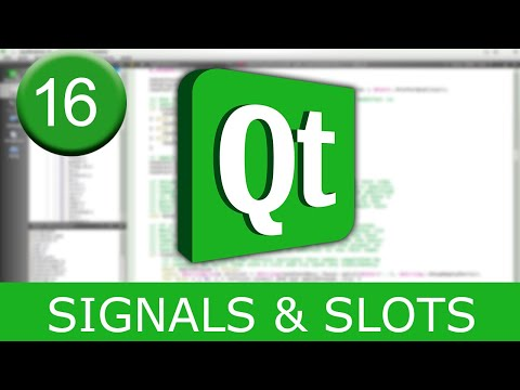 qt signals and slots tutorial