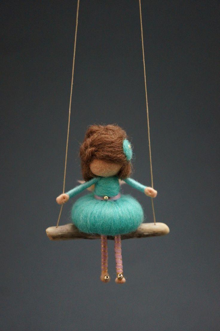 needle felting sculpture tutorial