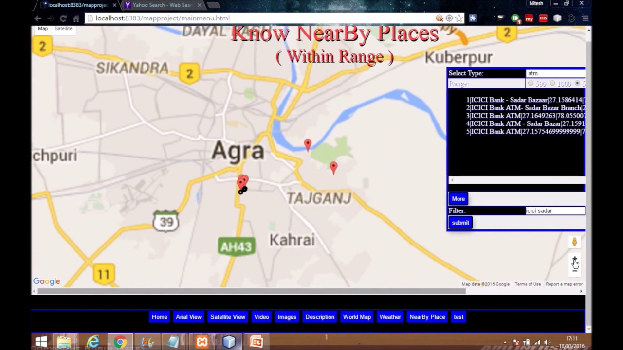 google maps api javascript tutorial
