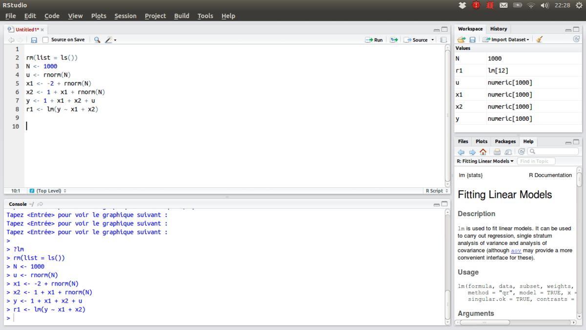 r statistical software tutorial pdf