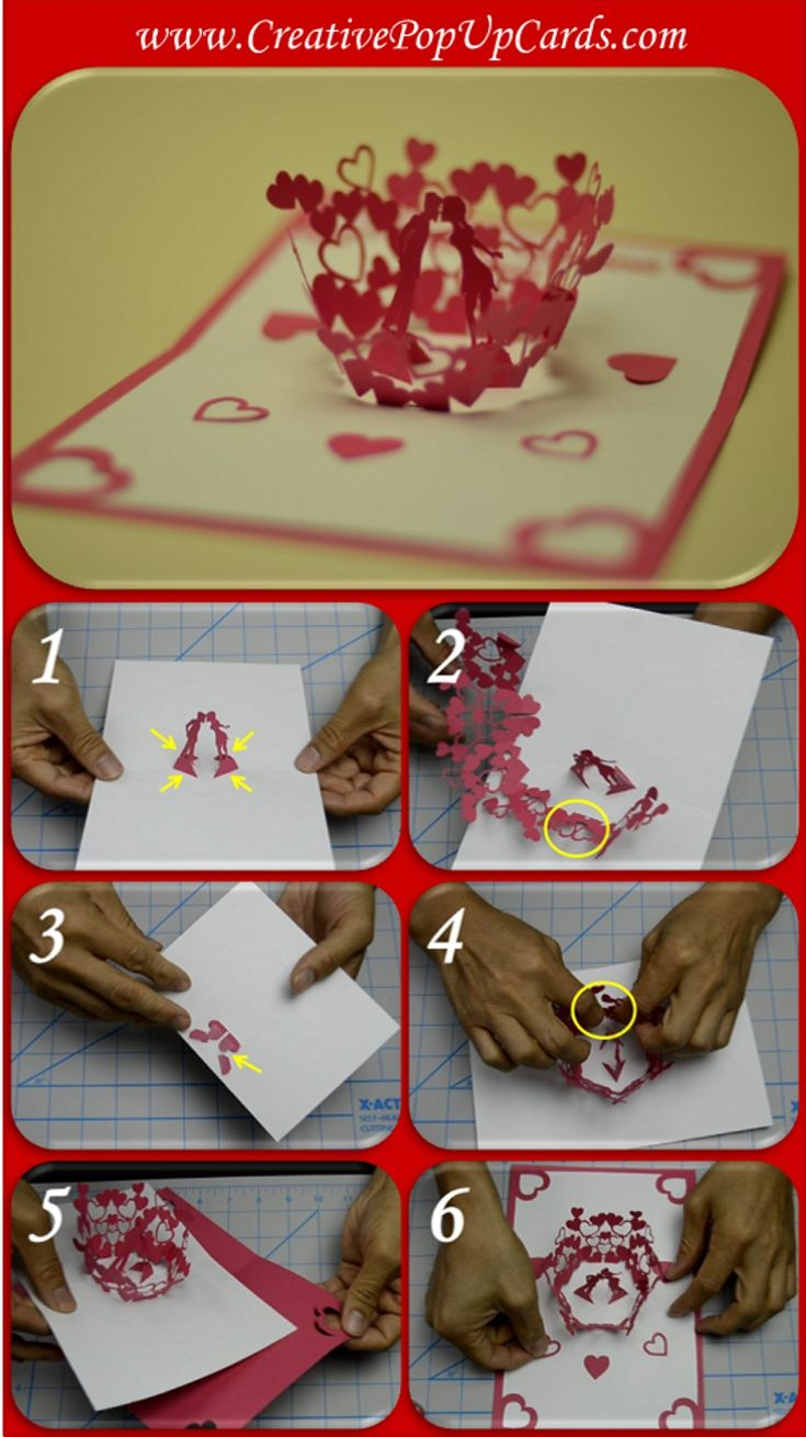 pop up card tutorial pdf