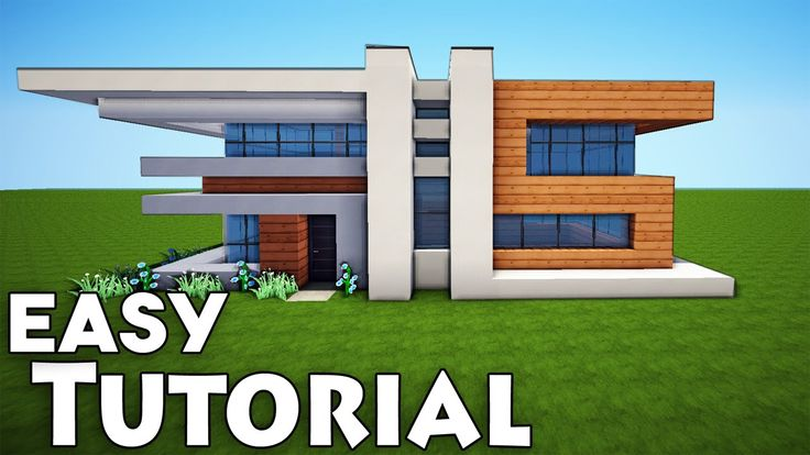 minecraft house tutorial rizzial