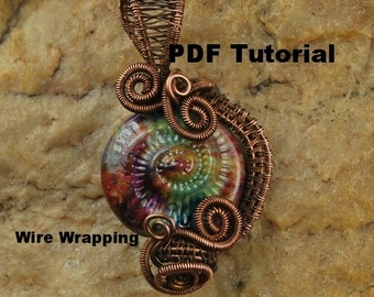 dragon eye pendant tutorial