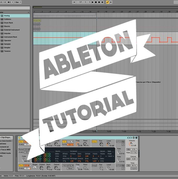 ableton live 9 dubstep tutorial