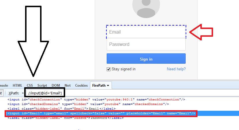 selenium webdriver python tutorial