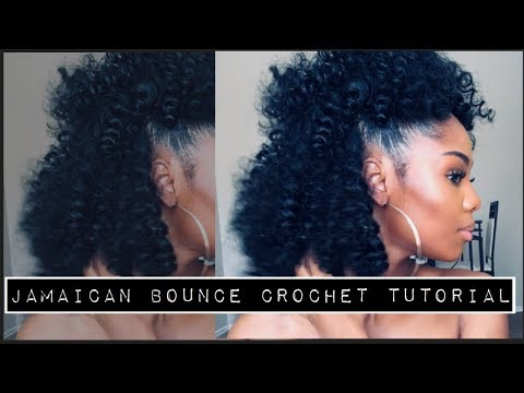 curly faux hawk tutorial