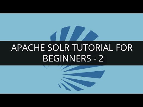 solr tutorial for beginners