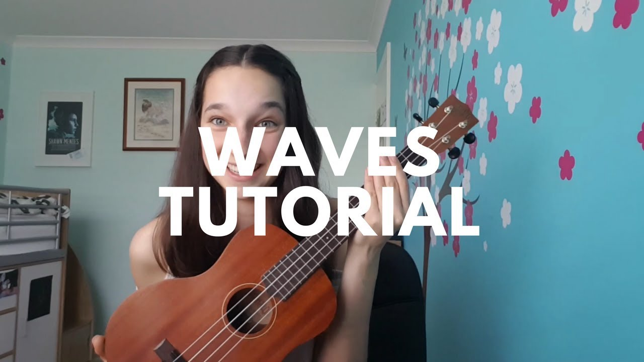 waves guitar tutorial dean lewis