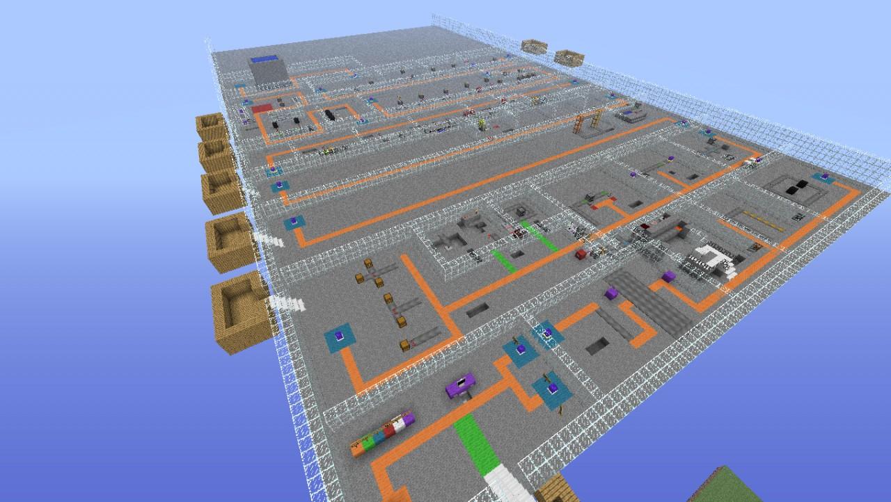 minecraft tutorial map pc
