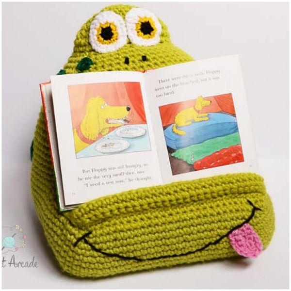 crochet elephant pillow tutorial