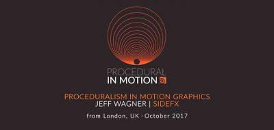 houdini motion graphics tutorial