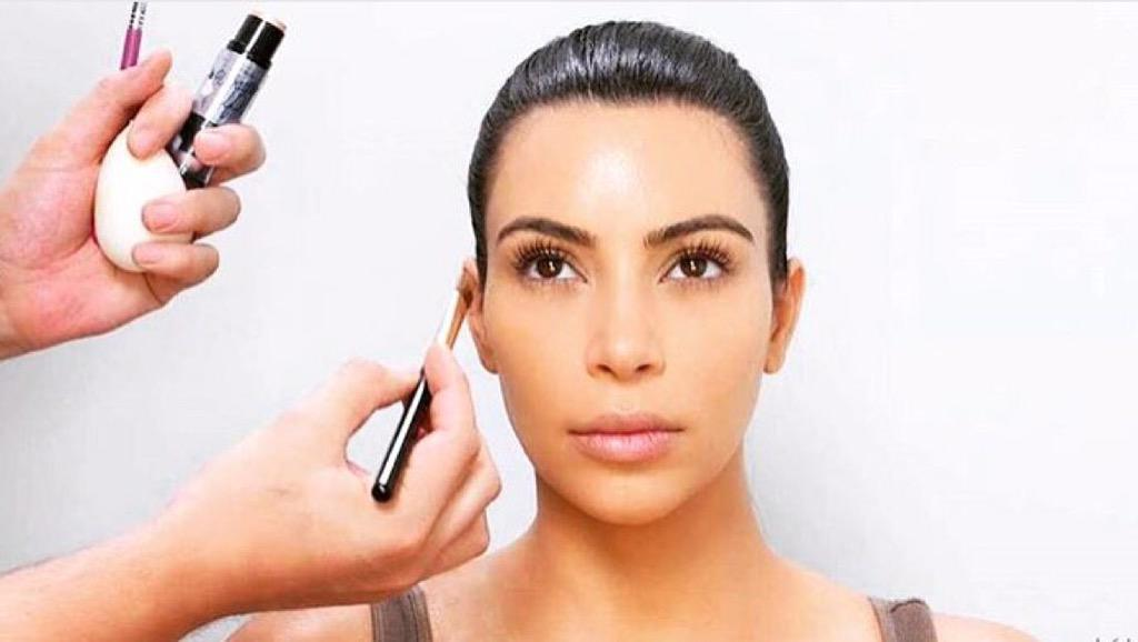 kim kardashian natural makeup tutorial