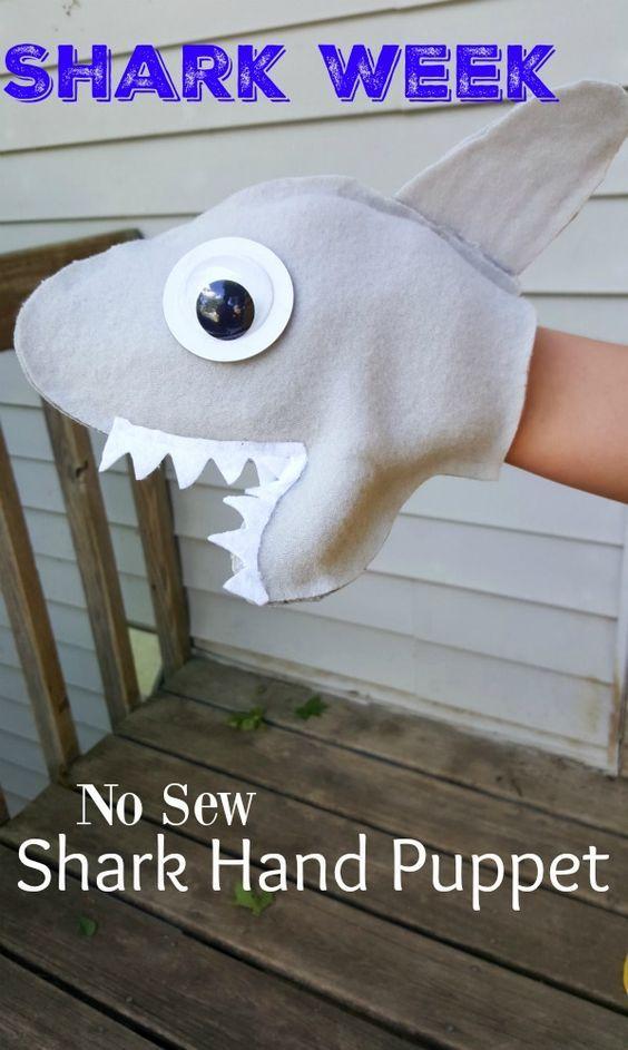 easy sock puppet tutorial