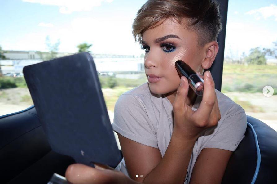 reuben de maid makeup tutorial