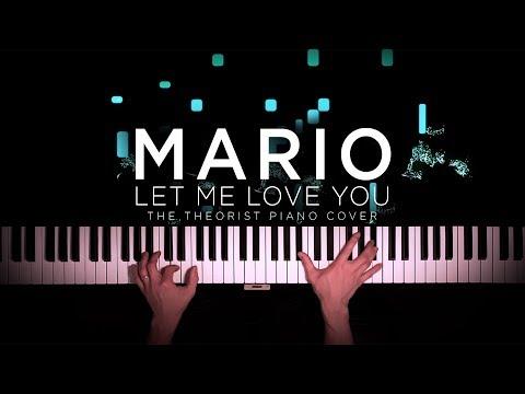let me love you mario piano tutorial