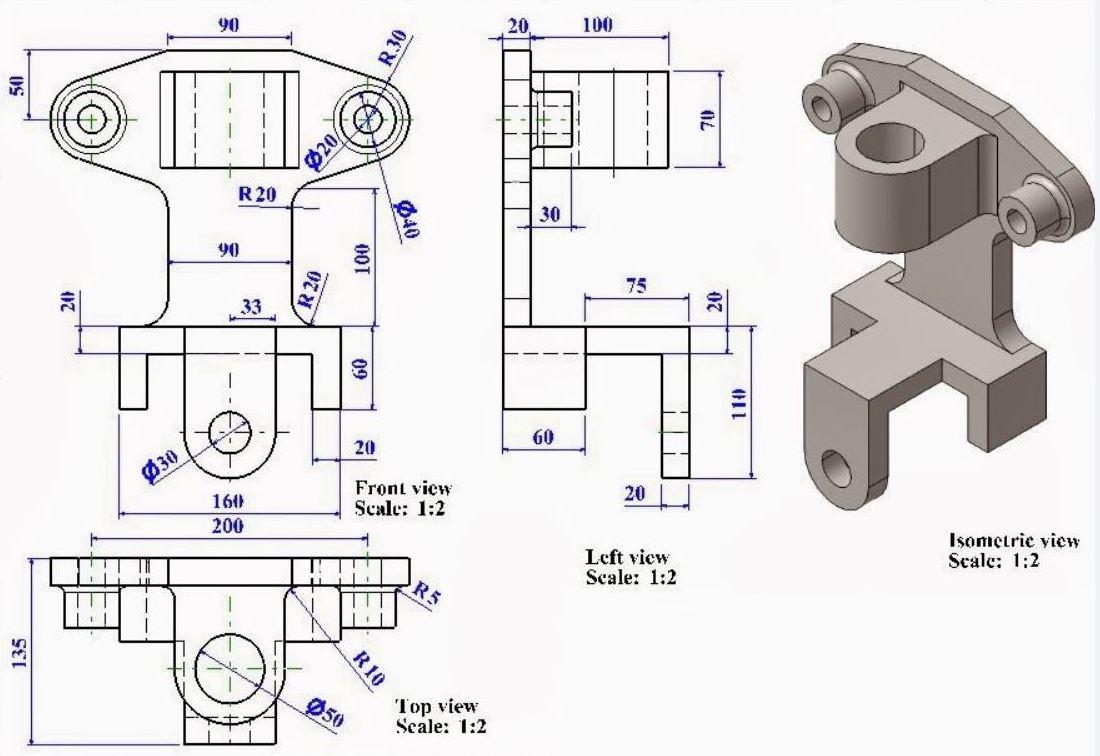 autocad mechanical 2017 tutorial