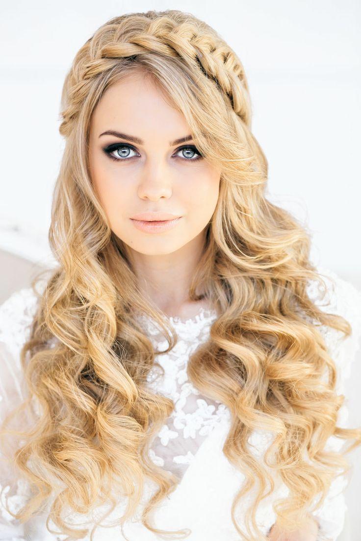braided crown hairstyle tutorial