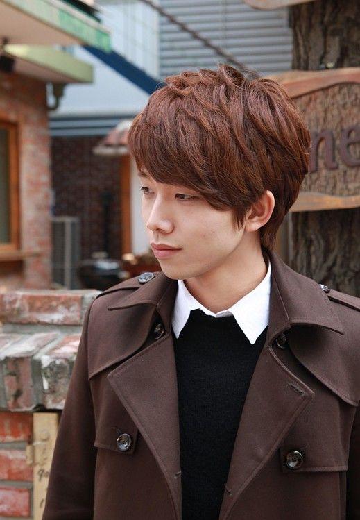 kpop hairstyle male tutorial