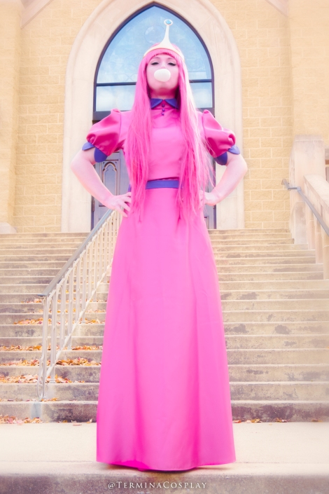 princess bubblegum cosplay tutorial
