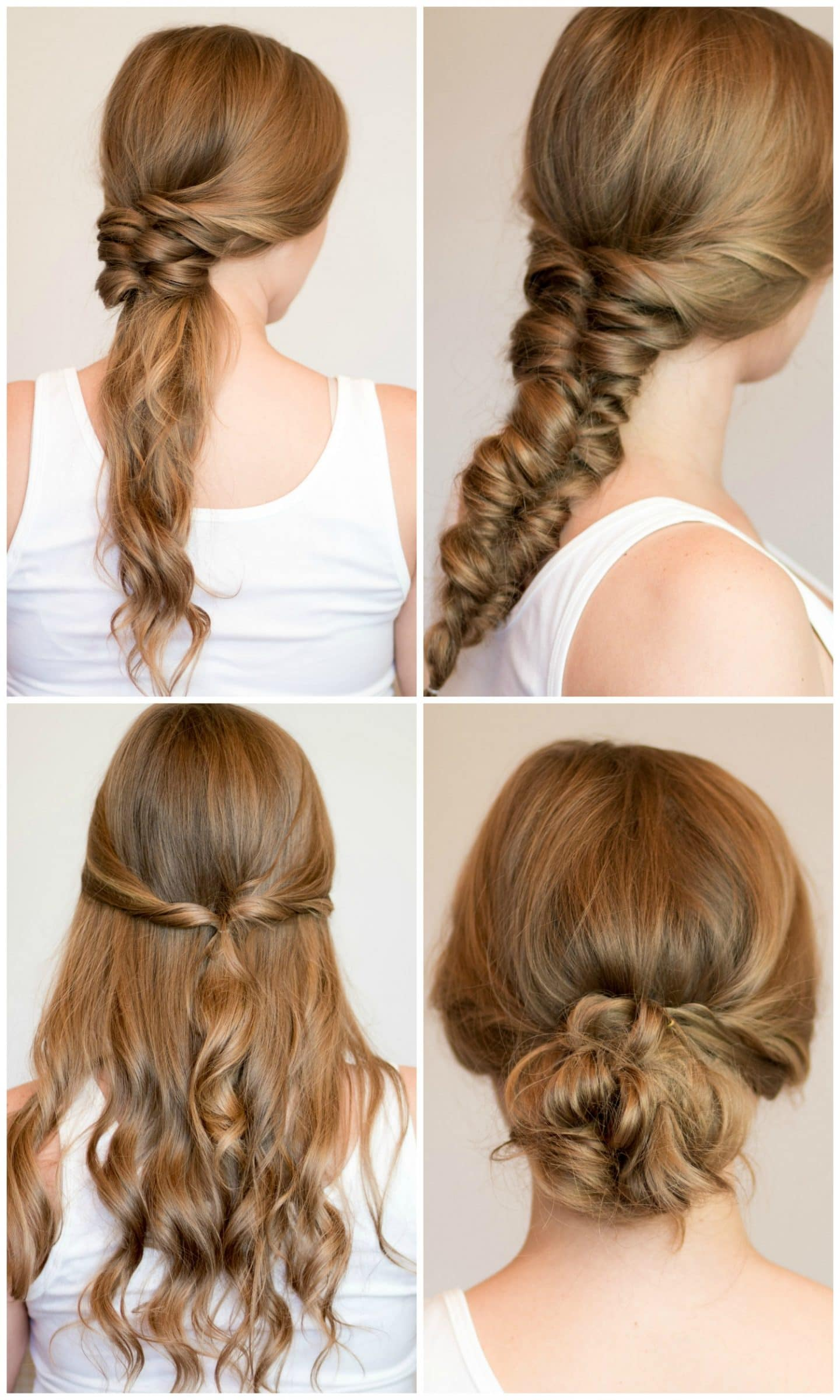hair braid tutorial for short hair