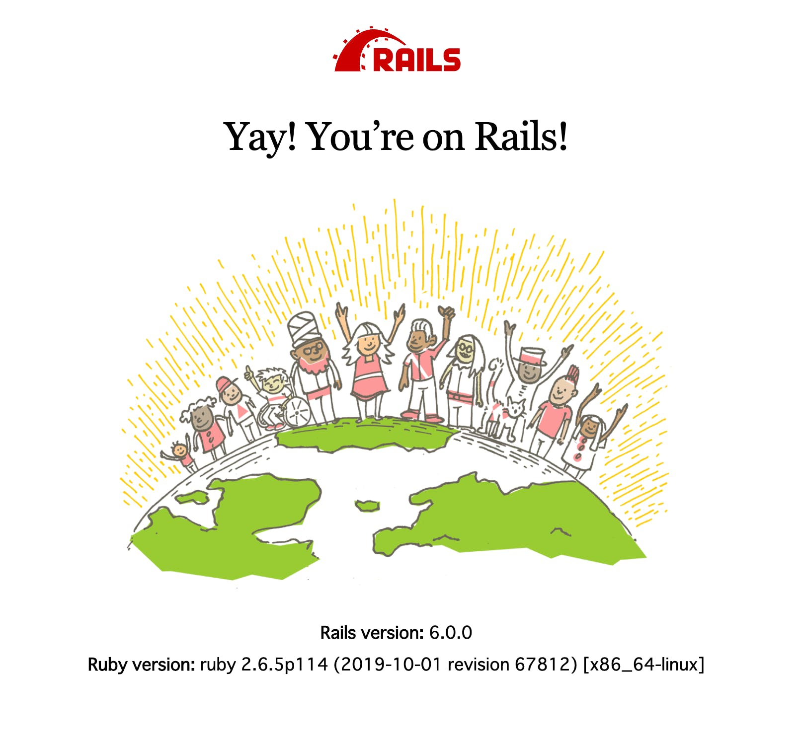 create a website with ruby on rails tutorial