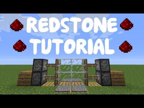 minecraft redstone printer tutorial