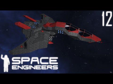 space engineers building tutorial