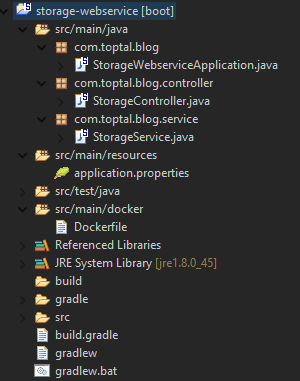java cloud development tutorial